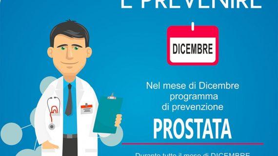 Campagna prevenzione prostata